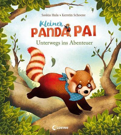 Kleiner Panda Pai - Unterwegs ins Abenteuer
