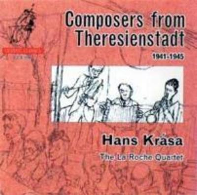 Composers From Theresienstadt 1941-1945 (Vol.3)