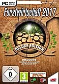 Forstwirtschaft 2017. Die Simulation. Deluxe Edition. Für Windows