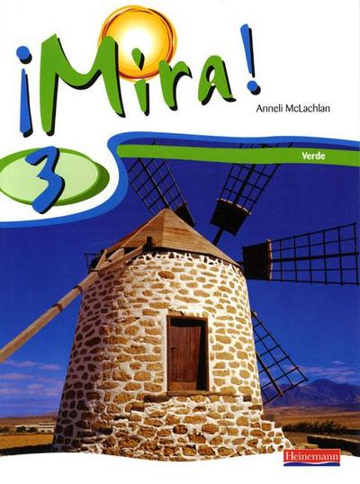 Mira 3 Verde Pupil Book (Mira! (For Year 7 Starters))