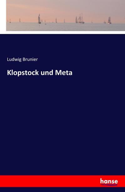 Klopstock und Meta