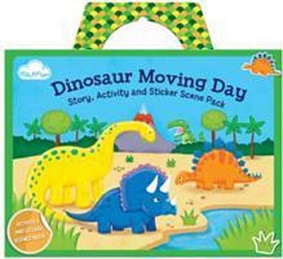 Dinosaur Moving Day