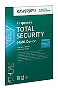 Kaspersky Total Security Multi-Device Upgrade (FFP). Für Windows Vista/7/8/MAC/Android