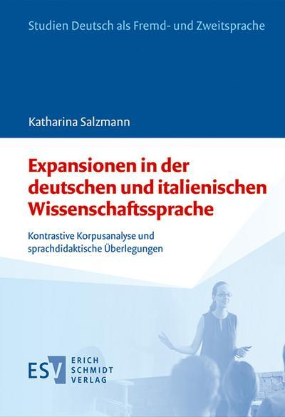 Expansionen in der deutschen und italienischen Wissenschaftssprache