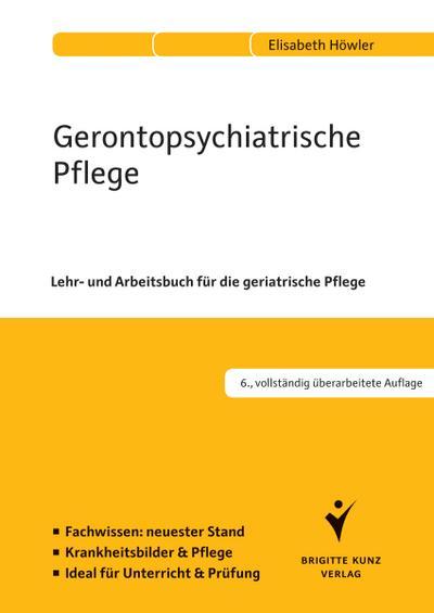 Gerontopsychiatrische Pflege