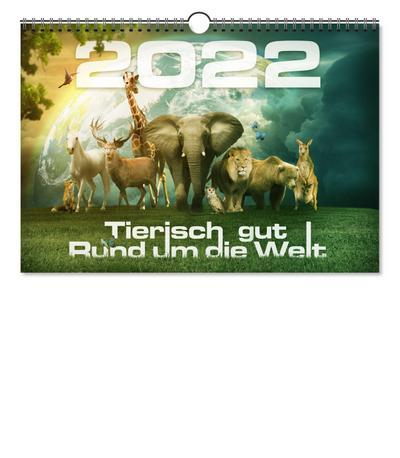 "Kalender ""Tierisch gut 2022"""