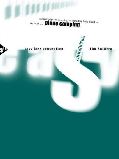Easy Jazz Conception Piano Comping
