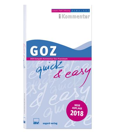 GOZ quick & easy