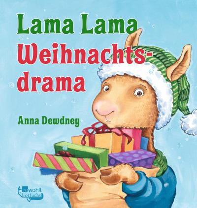 Lama Lama Weihnachtsdrama