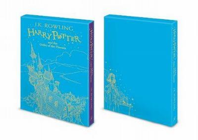 Harry Potter and the Order of the Phoenix (Harry Potter Slipcase Edition)