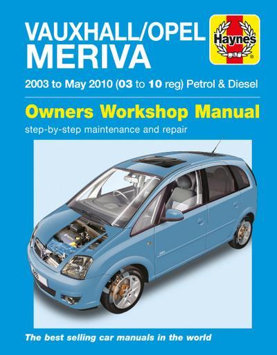 Vauxhall/Opel Meriva