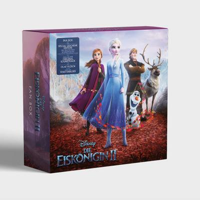 Die Eiskönigin 2 - Fan Box (Frozen 2)