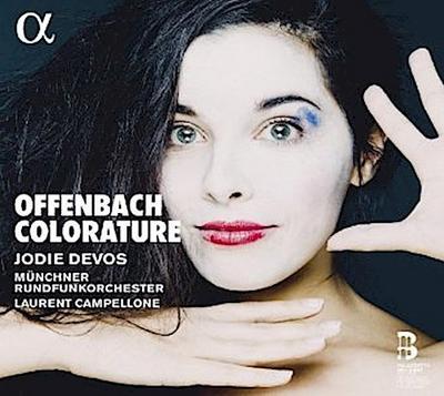 Offenbach Colorature, 1 Audio-CD