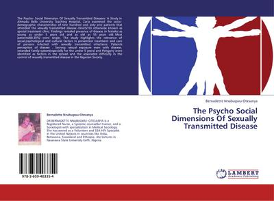 The Psycho Social Dimensions Of Sexually Transmitted Disease