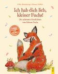 Ich hab dich lieb, kleiner Fuchs!
