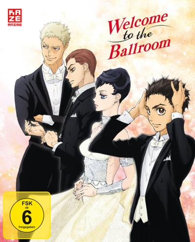 Welcome to the Ballroom - Blu-ray 1 mit Sammelschuber (Limited Edition)