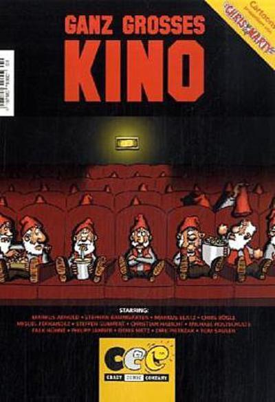 Ganz grosses Kino: Cartoons präsentiert von Chris Marty