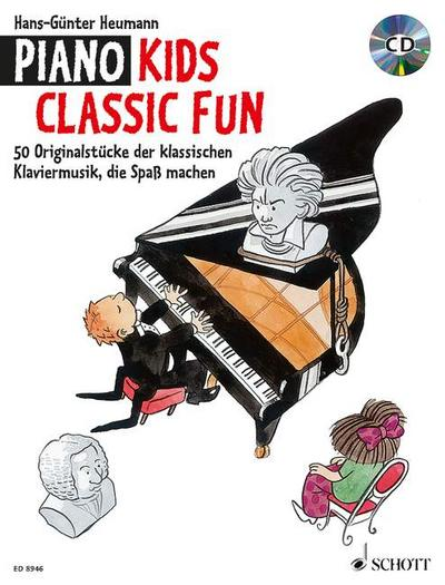 Piano Kids Classic Fun