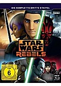 Star Wars Rebels. Staffel.3, 3 Blu-rays