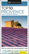 DK Eyewitness Travel Top 10 Provence and the Côte d'Azur