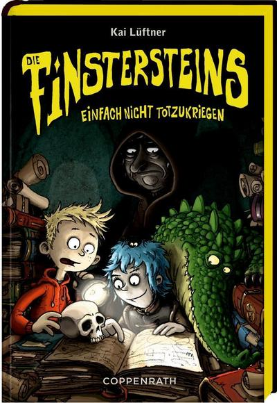 Die Finstersteins - Band 2