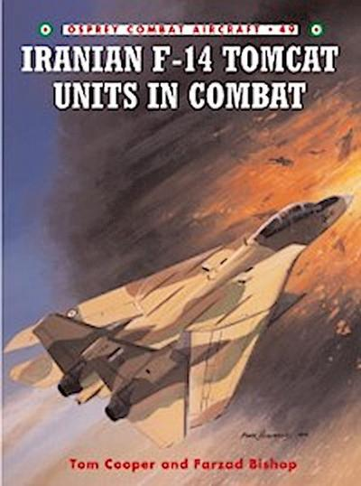 Iranian F-14 Tomcat Units in Combat