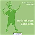 Stationskarten Badminton