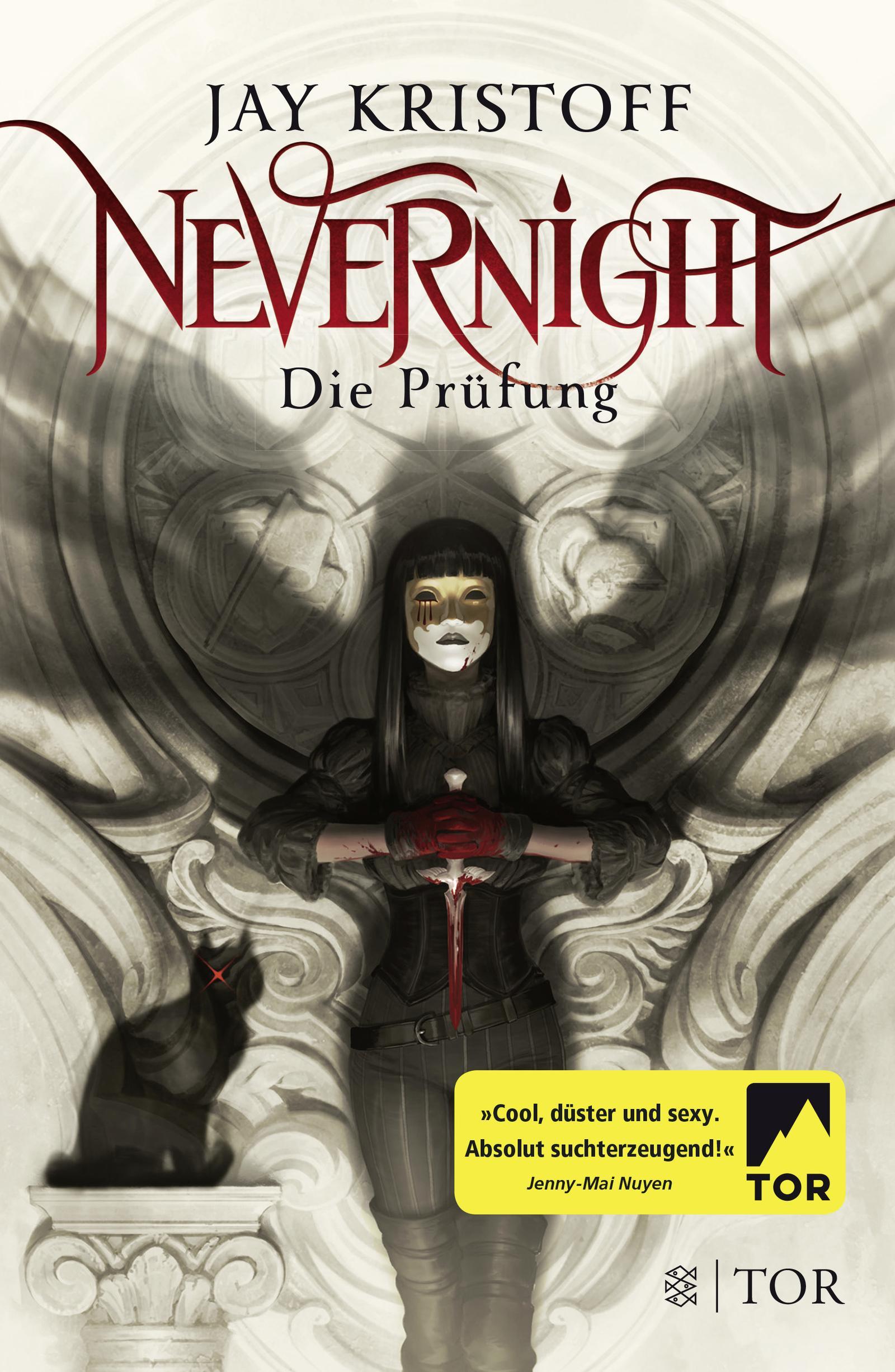 Jay Kristoff Nevernight 01 - Die Prüfung