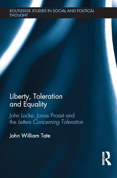 Liberty, Toleration and Equality
