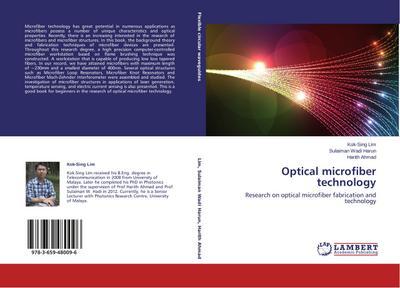 Optical microfiber technology