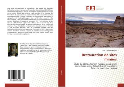 Restauration de sites miniers