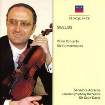 Violinkonzert und Humoresken