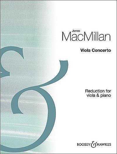 Concerto for Viola and Orchestrafor viola and piano