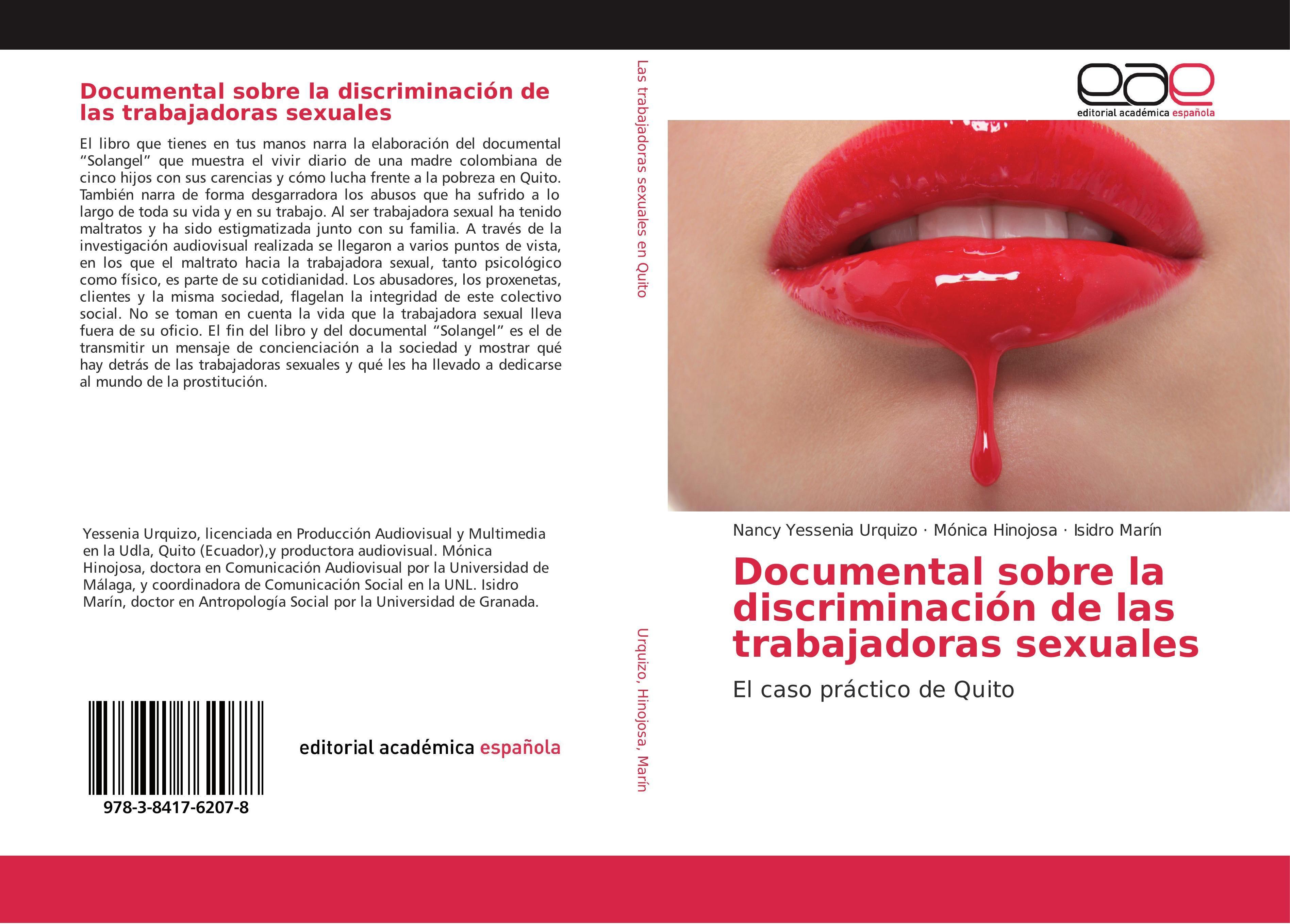 Documental sobre la discriminación de las trabajadoras sexua ... 9783841762078