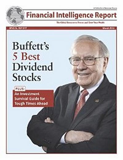 Buffet's 5 Best Dividend Stocks