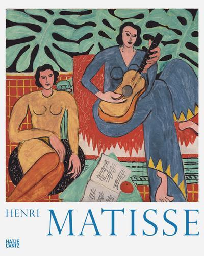 Henri Matisse (dt). Figur Farbe Raum