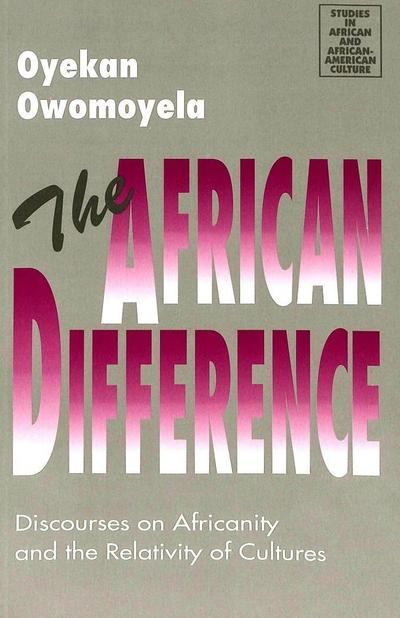 The African Difference
