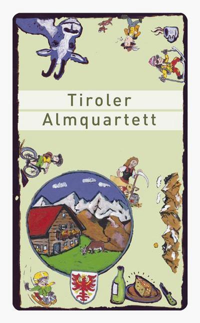 Tiroler Almquartett (Kartenspiel)