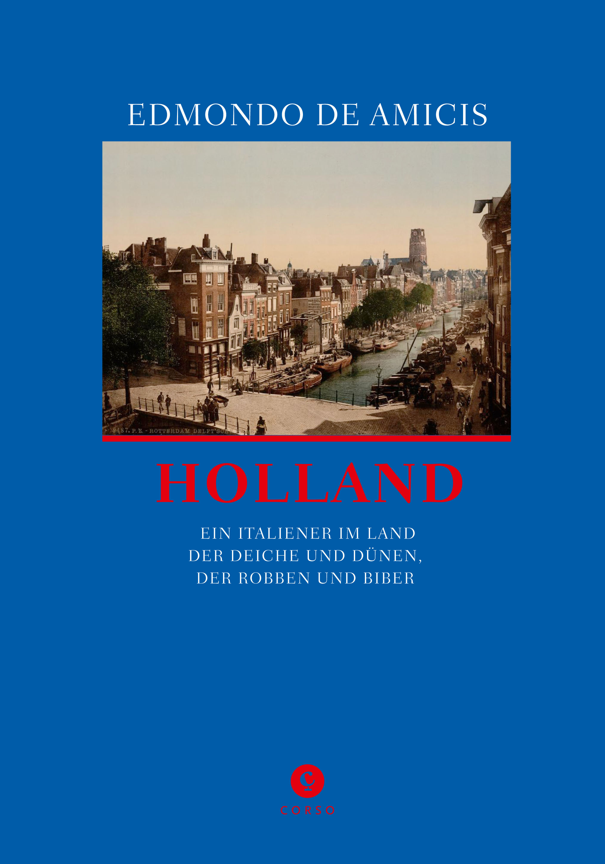 Holland Edmondo de Amicis
