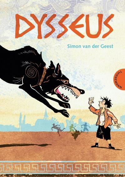 Dysseus; Ill. v. Jutte, Jan; Übers. v. Erdorf, Rolf; Deutsch; mit schwarz-weiß Illustrationen