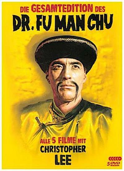 Dr. Fu Man Chu