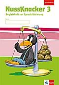 Nussknacker 3: Begleitheft zur Sprachförderung Paket (VE 5) Klasse 3 (Nussknacker. Ausgabe ab 2017)