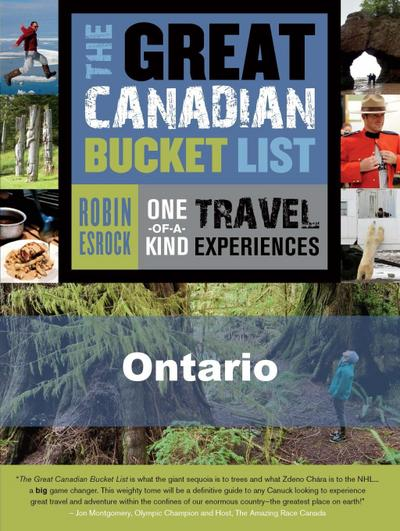 The Great Canadian Bucket List - Ontario