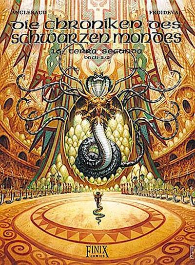 Chroniken des schwarzen Mondes - Terra Secunda. Buch.2/2