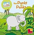 Kleiner Rätselspaß. Von Punkt zu Punkt; Rätsel, Spaß, Spiele; Ill. v. Schmidt, Sandra; Deutsch; schw.-w.