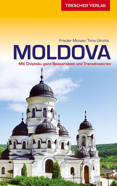Reiseführer Moldova