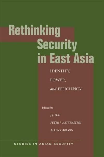 Rethinking Security In East Asia