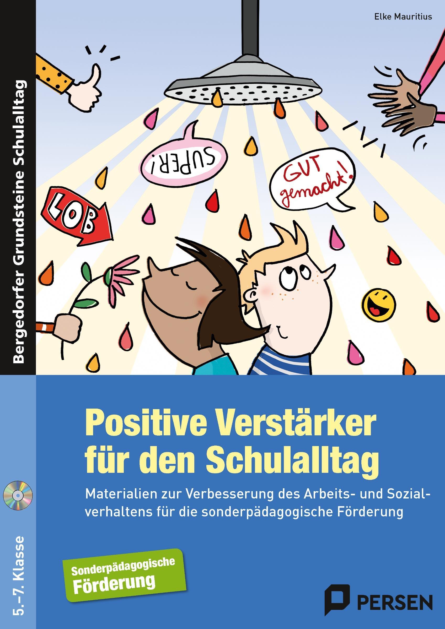 NEU Positive Verstärker für den Schulalltag Elke Mauritius 233831