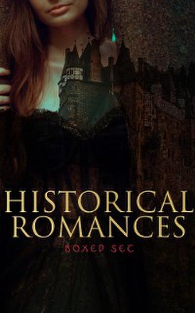 Historical Romances – Boxed Set