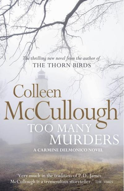 Too Many Murders - Harpercollins Publishers - Taschenbuch, Englisch, Colleen McCullough, ,